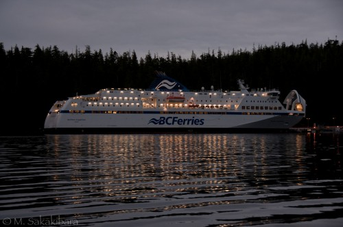 BC Ferries Northern Exposure