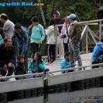 Rice Lake family fishing day