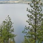 Skaha Lake near Penticton
