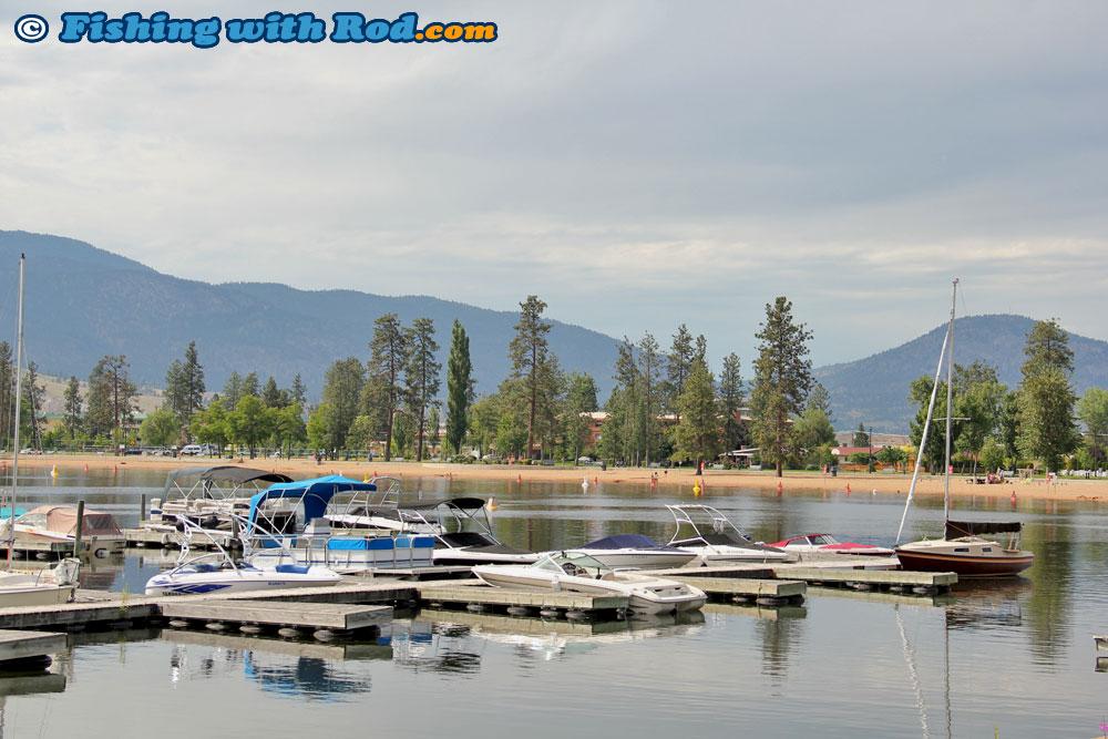 Skaha Lake Marina