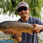 Carp from Okanagan Lake