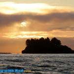 Sunrise in Ucluelet