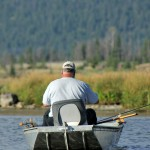 Fly Fishing at Tunkwa Lake BC