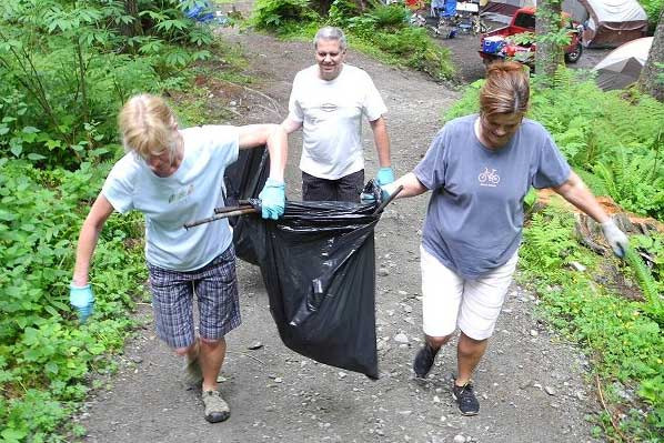 2013 Chilliwack River Clean-ups