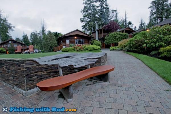 Crystal Cove Beach Resort in Tofino BC