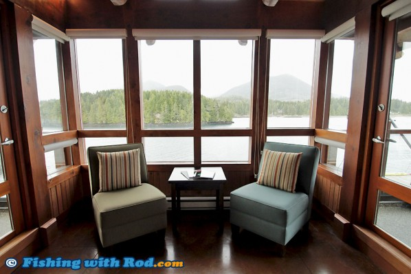 Whiskey Landing Lodge in Ucluelet BC