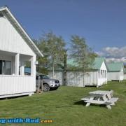 Cabins at Salmon Lake Resort