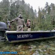 Steelhead Fishing with Murphy Sportfishing