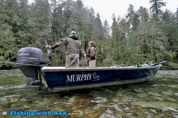 Steelhead Fishing with Murphy Sportfishing