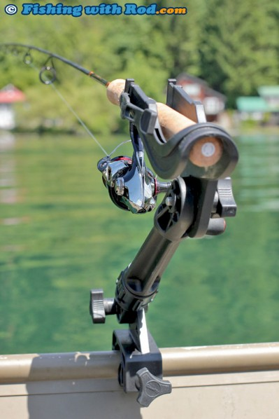 Scotty Spinning Rod Mount