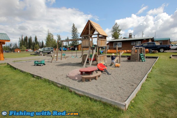 The Playground at Tunkwa Lake Resort