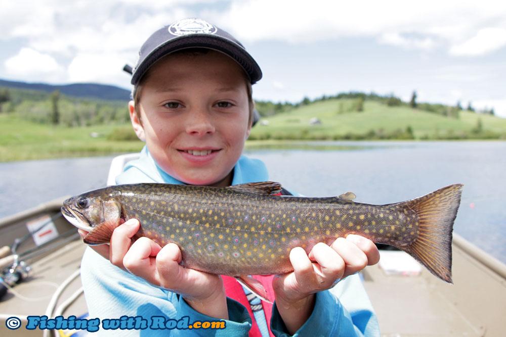 Passing on the joy fishing with rod blog british for Joy fishing tackle