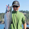 South Vancouver Island fishing report