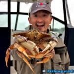 Crabbing in Vancouver
