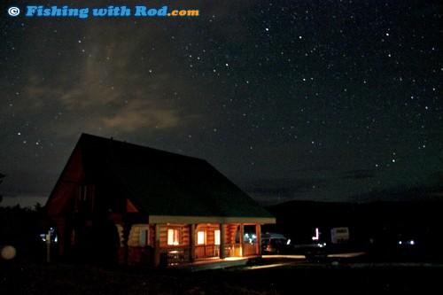 The Night Sky at Tunkwa Lake BC