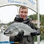 Chinook Salmon Fishing in Tofino BC