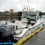 Braedy Mack 2, 25′ Offshore Pursuit in Tofino BC
