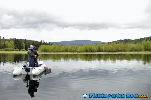 Beautiful Fly Fishing Lake in Thompson-Nicola BC